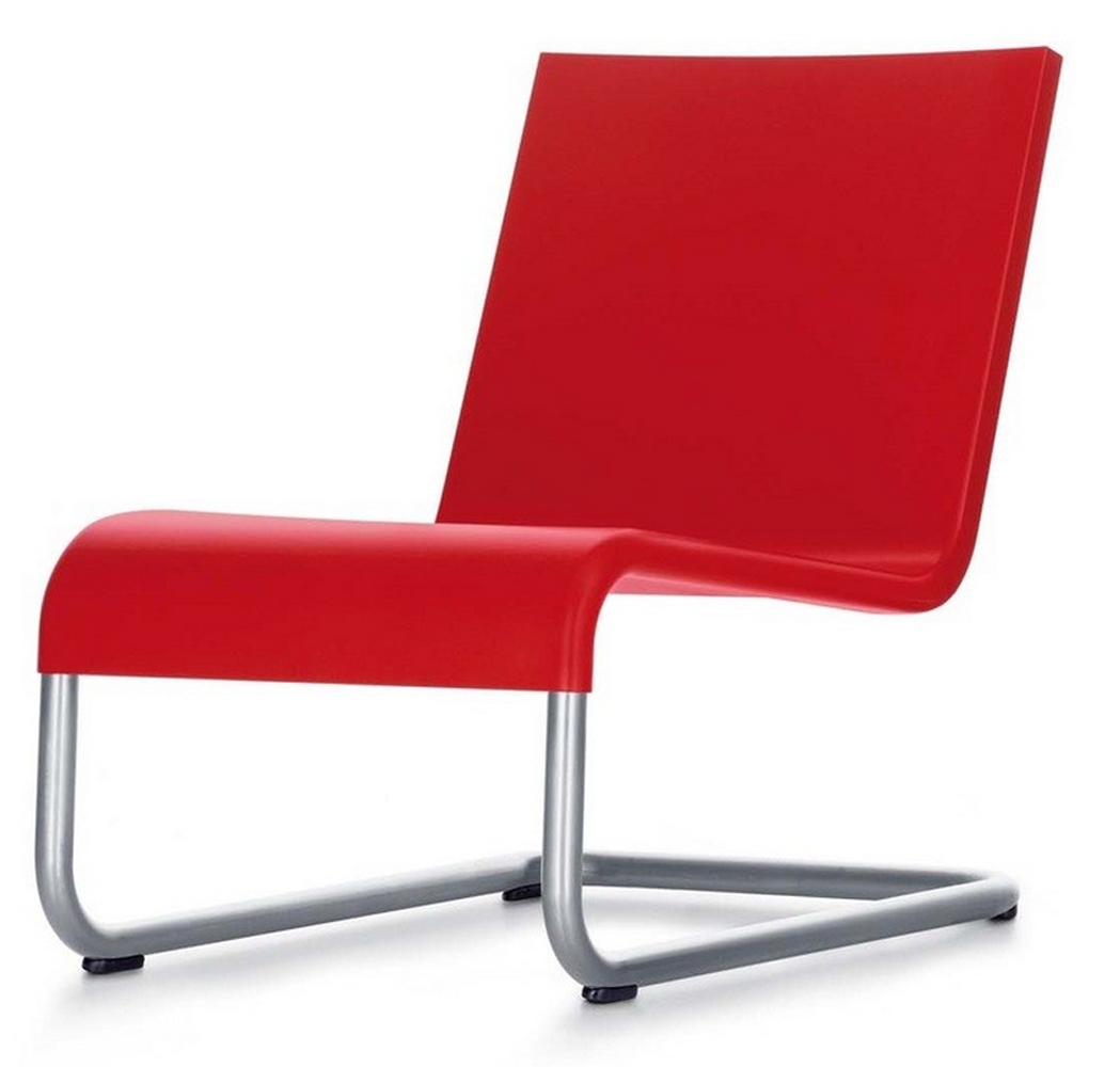 Vitra 06 lounge chair modern planet for Vitra lounge chair nachbau