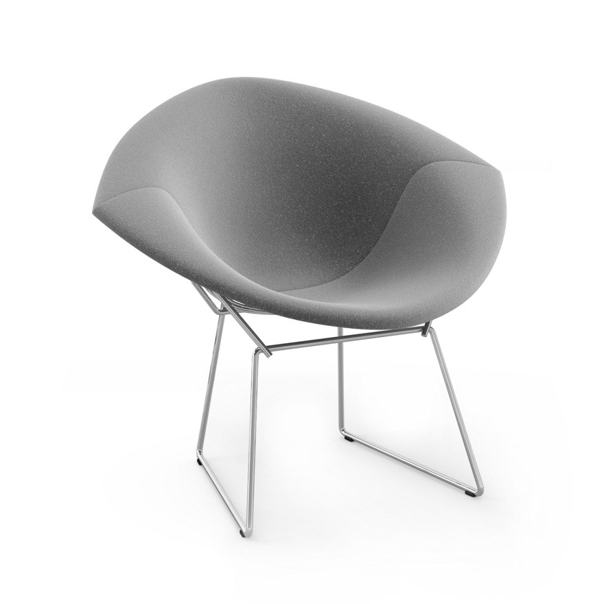 knoll harry bertoia diamond lounge full cover replacement modern