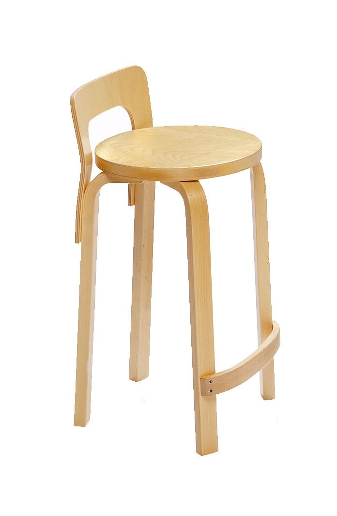 Artek High Chair K65 Modern Planet