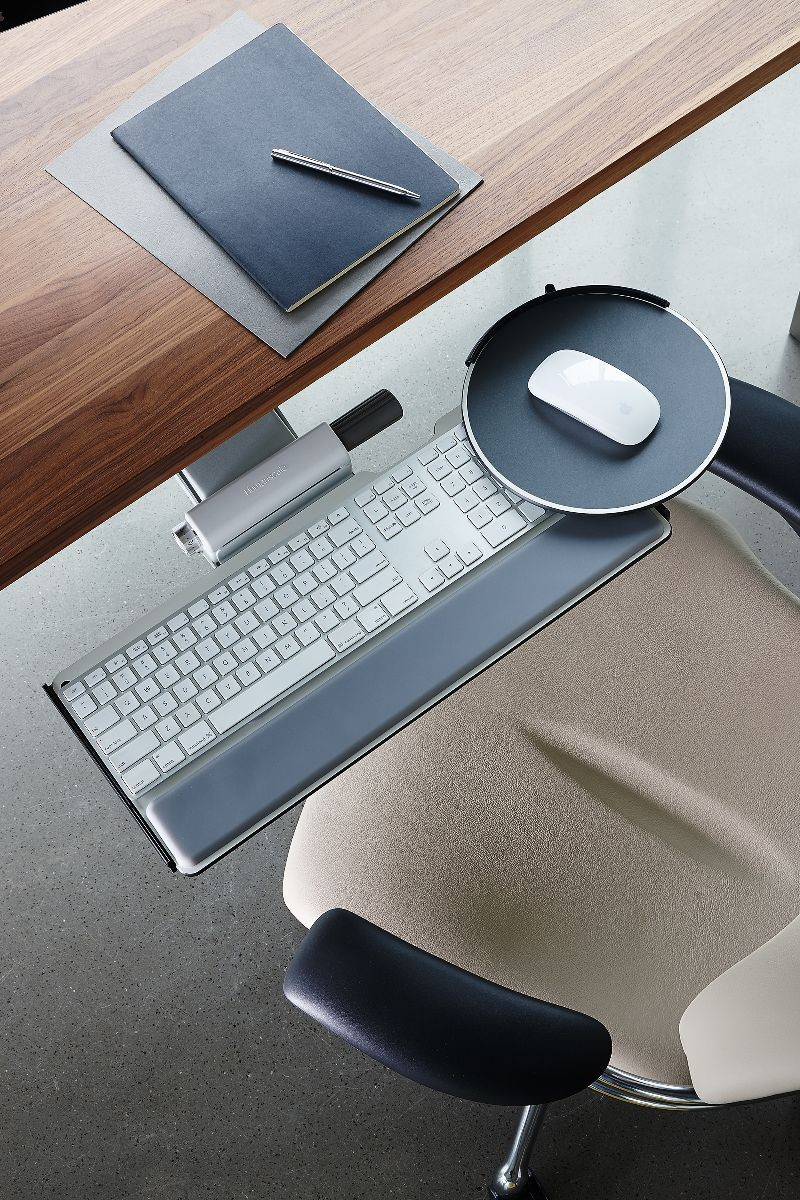 Humanscale Keyboard Tray System Build Your Own Modern