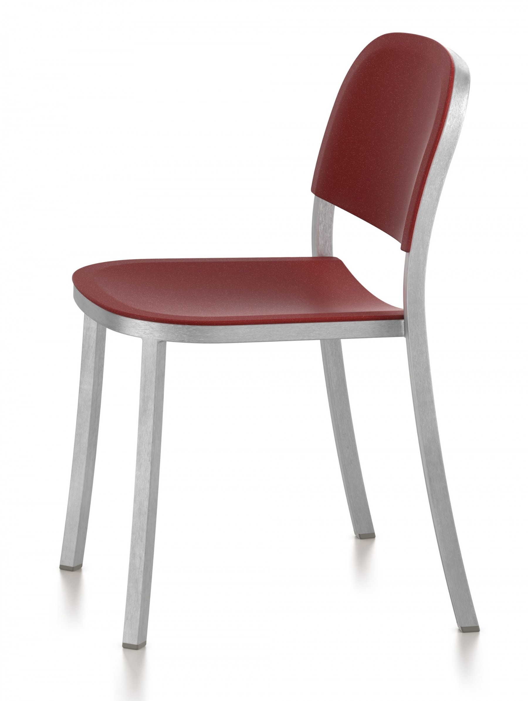 Emeco 1 INCH Stacking Side Chair By Jasper Morrison Modern Planet