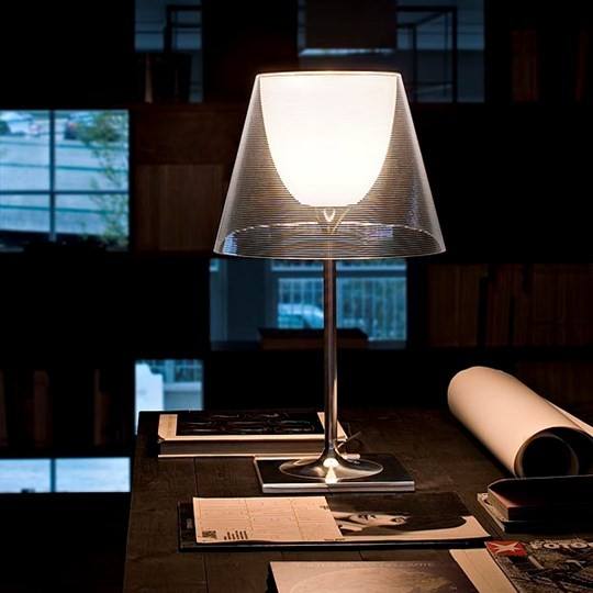 Flos ktribe table lamp t1 or t2 flos shop by brand for Miss k table lamp replica