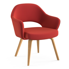 Charmant ... Saarinen   Executive Arm Chair (Wood Legs And Glides). 1