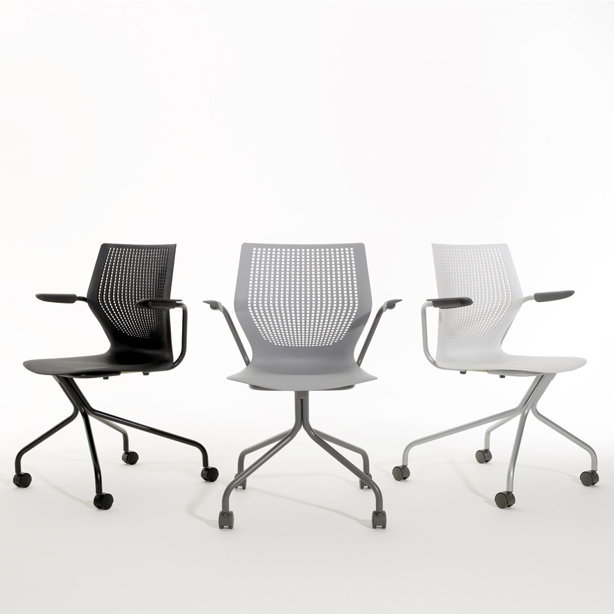 Knoll MultiGeneration - Hybrid Base Chair - Modern Planet