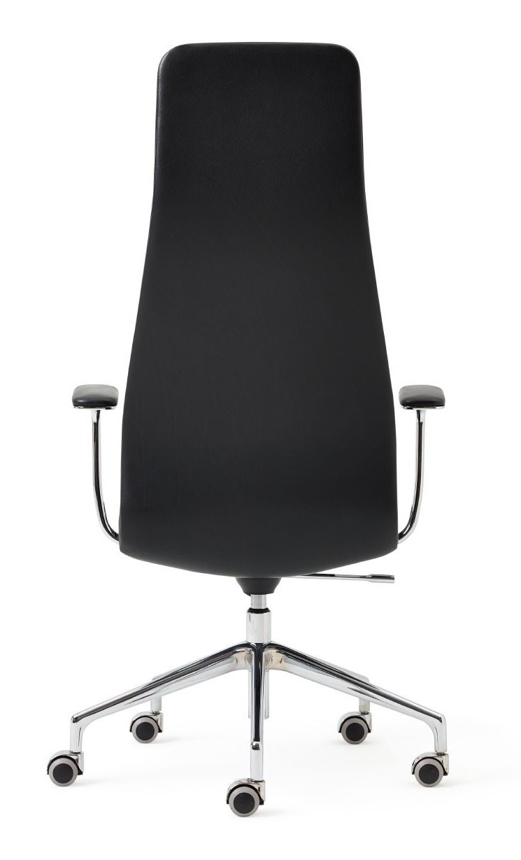 cappellini lotus high back executive chair modern planet