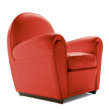 Poltrona Frau Vanity Fair Lounge Chair