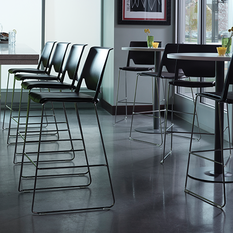 haworth very wire stacker stool modern planet. Black Bedroom Furniture Sets. Home Design Ideas
