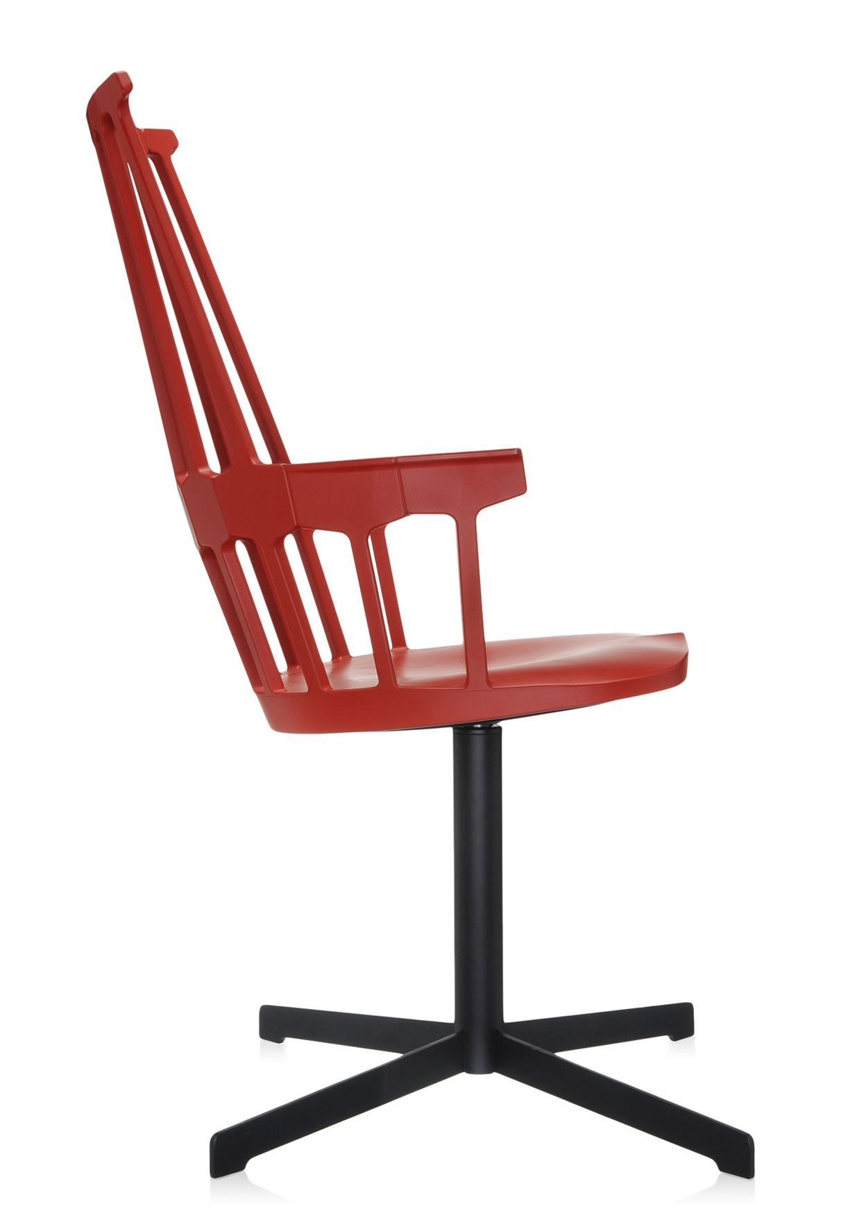 Wondrous Kartell Comback Swivel Chair Priced Each Sold In Sold In Sets Of 2 Beatyapartments Chair Design Images Beatyapartmentscom