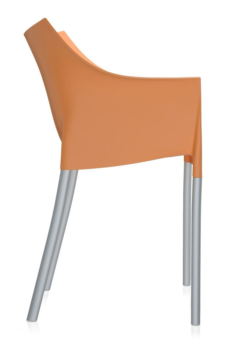 kartell dr no chair (priced each sold in sets of )  modern planet -