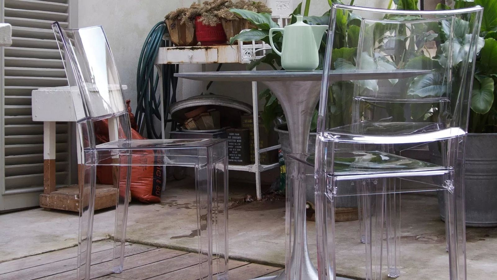 Kartell la marie chair priced each sold in sets of 2 - Chaises kartell masters ...