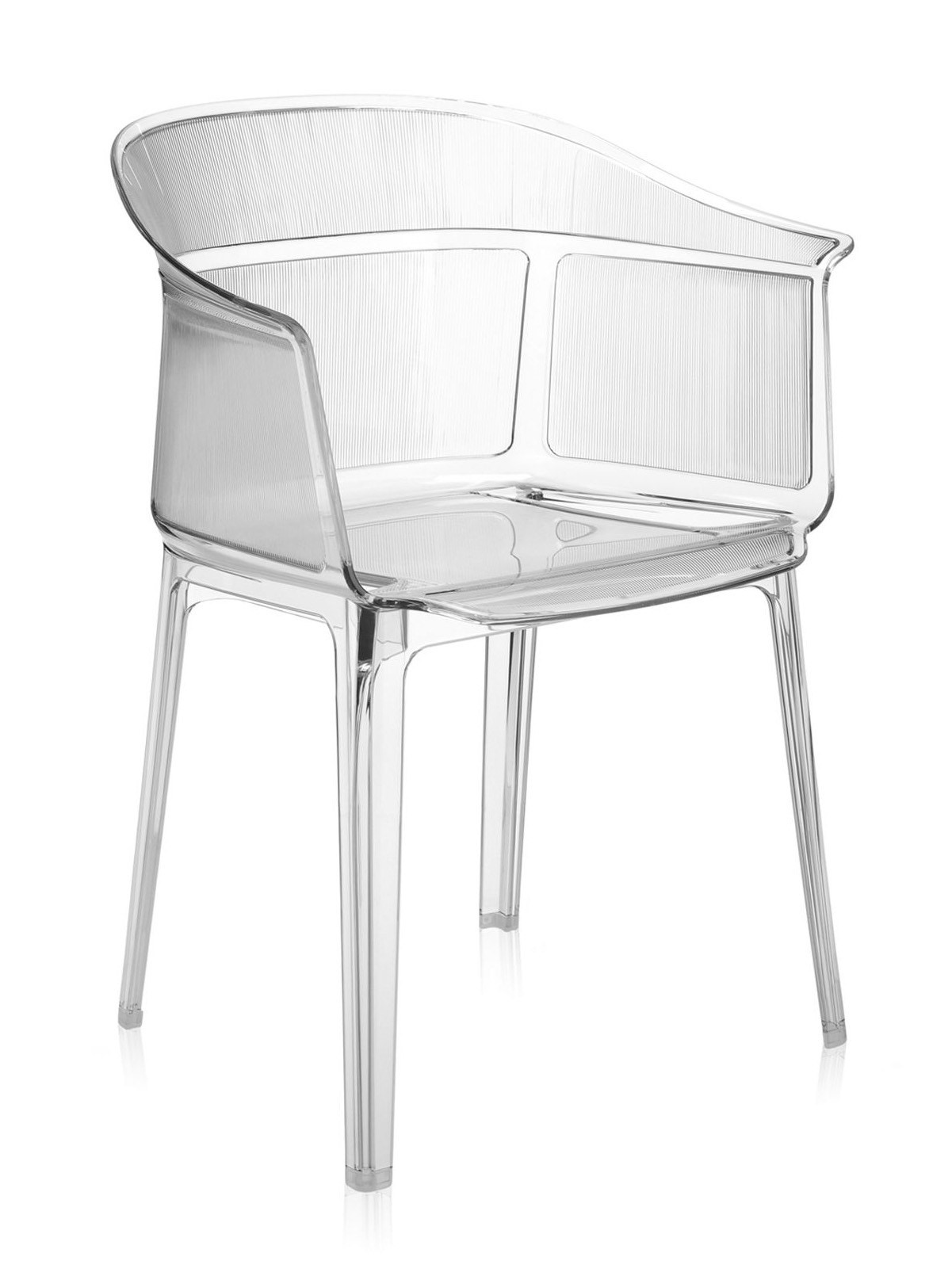 kartell papyrus chair priced each sold in sets of 2 modern planet