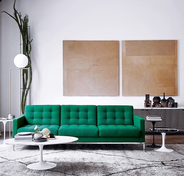 ... Knoll Florence   Relaxed Lounge Sofa. 1