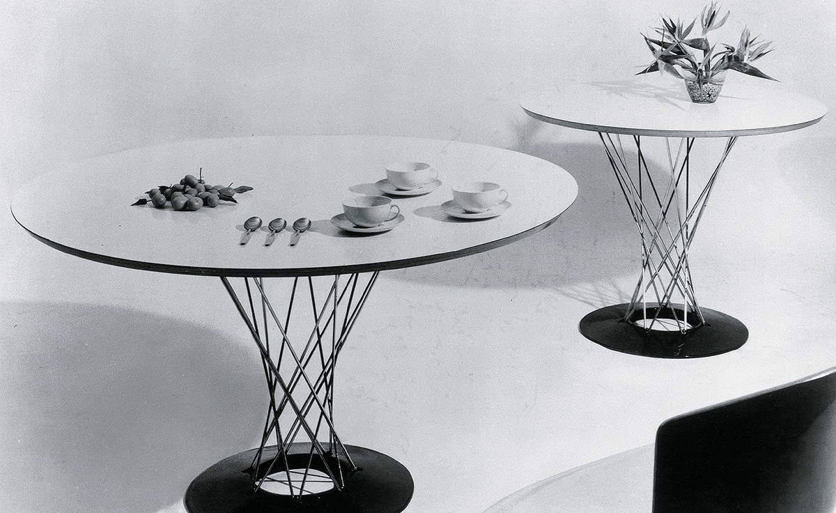 Knoll Isamu Noguchi - Cyclone Side Table - Modern Planet