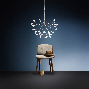 moooi heracleum ii small suspension lamp modern planet