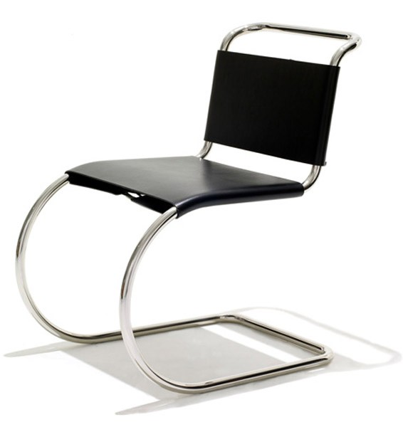 Charmant ... Ludwig Mies Van Der Rohe   MR Side Chair. 1