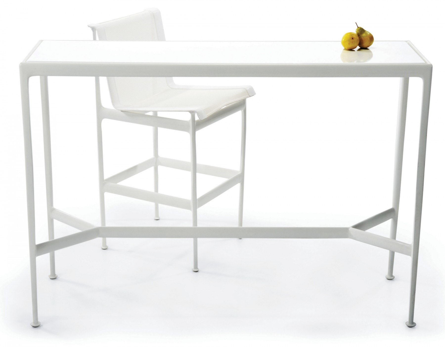 """Richard Schultz 1966 Collection Bar Height Table 60"""" x 18"""