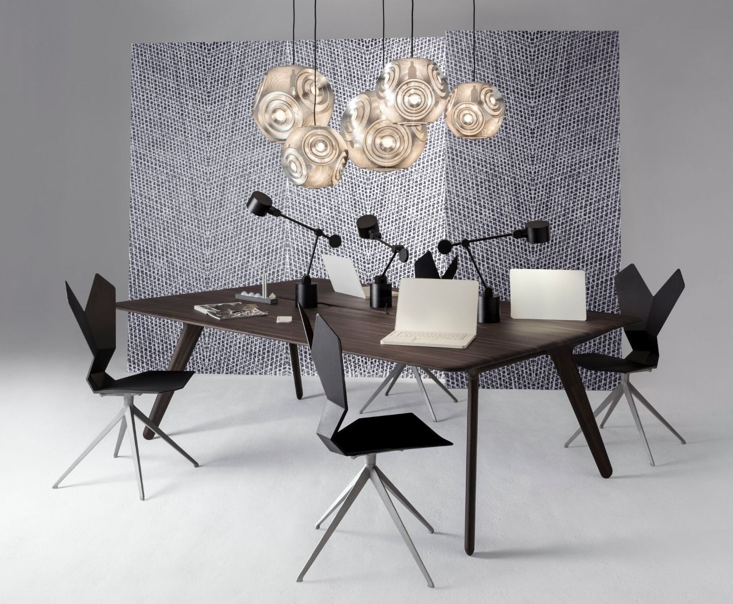 tom dixon boom task light modern planet. Black Bedroom Furniture Sets. Home Design Ideas