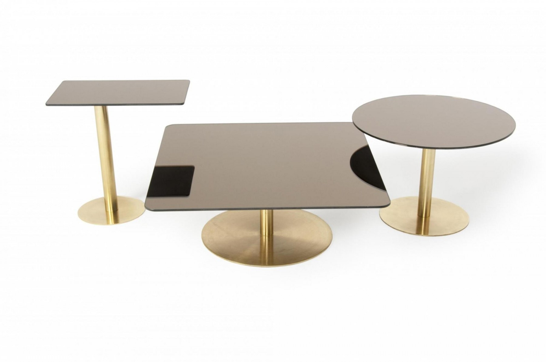 Tom Dixon Flash Rectangle Table Modern Planet