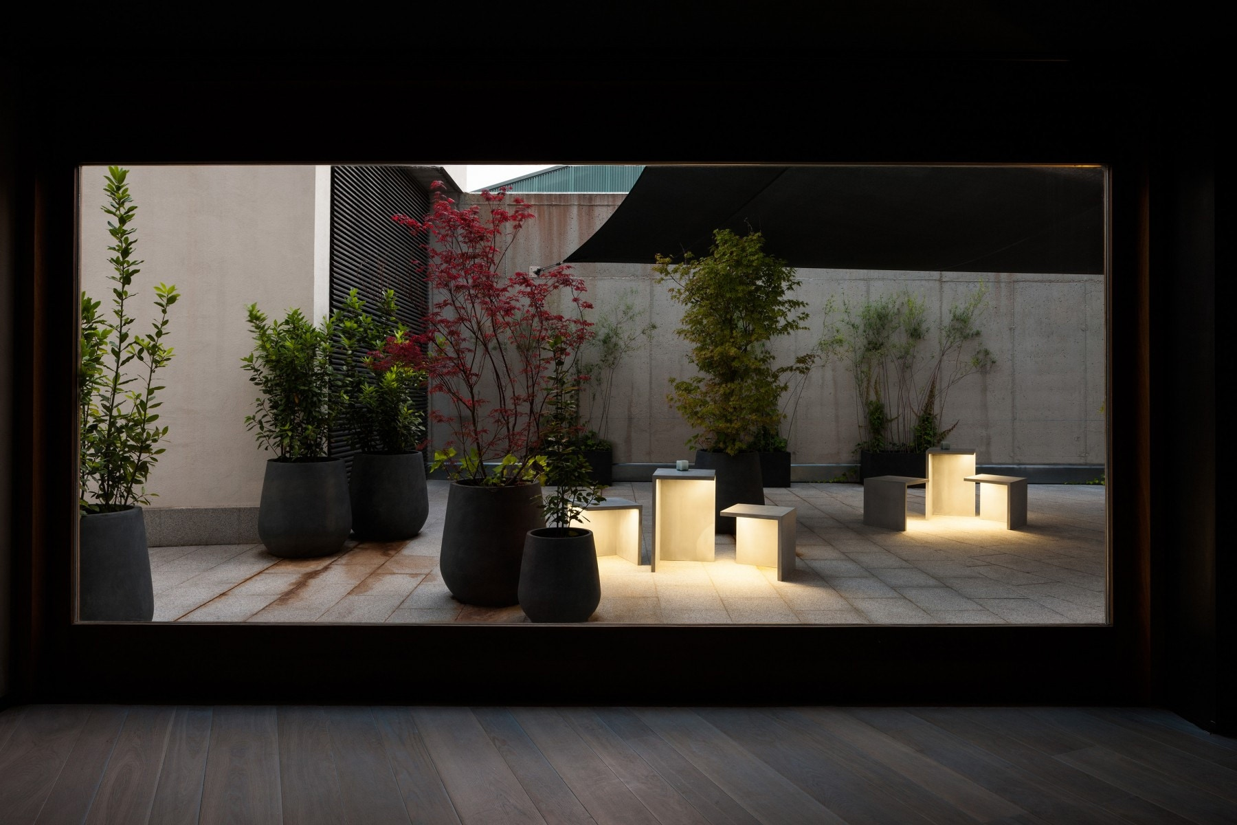 Vibia Empty Outdoor Table Floor Lamp - Modern Planet for Vibia Outdoor Floor Lamp  55dqh