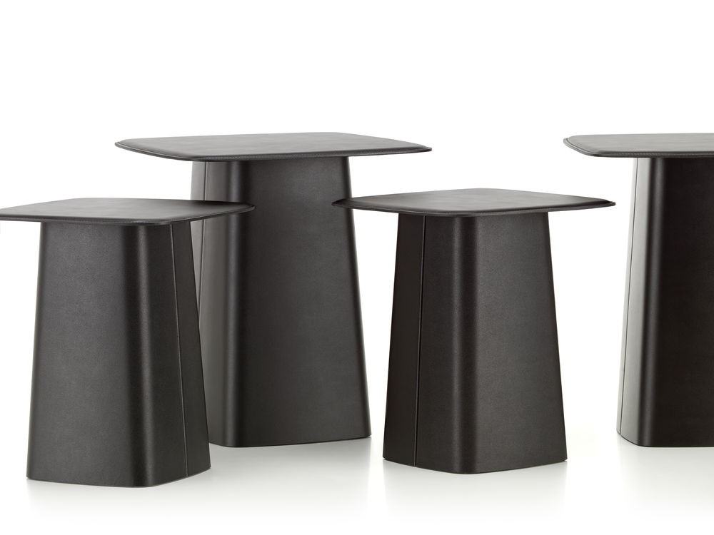 leather side table 1 - Leather Side Tables