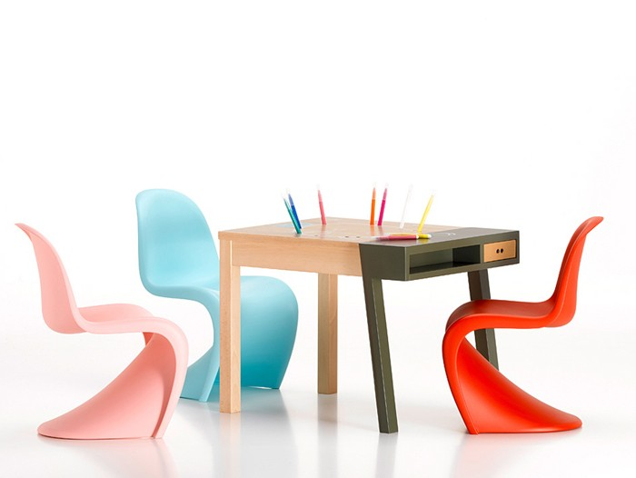 Vitra Panton Chair vitra panton junior chair modern planet