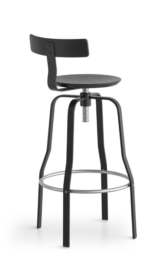 Lapalma Giro Stool with Back