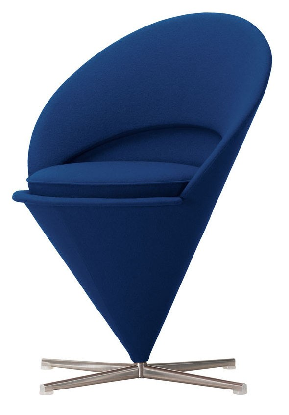 vitra verner panton cone chair modern planet. Black Bedroom Furniture Sets. Home Design Ideas