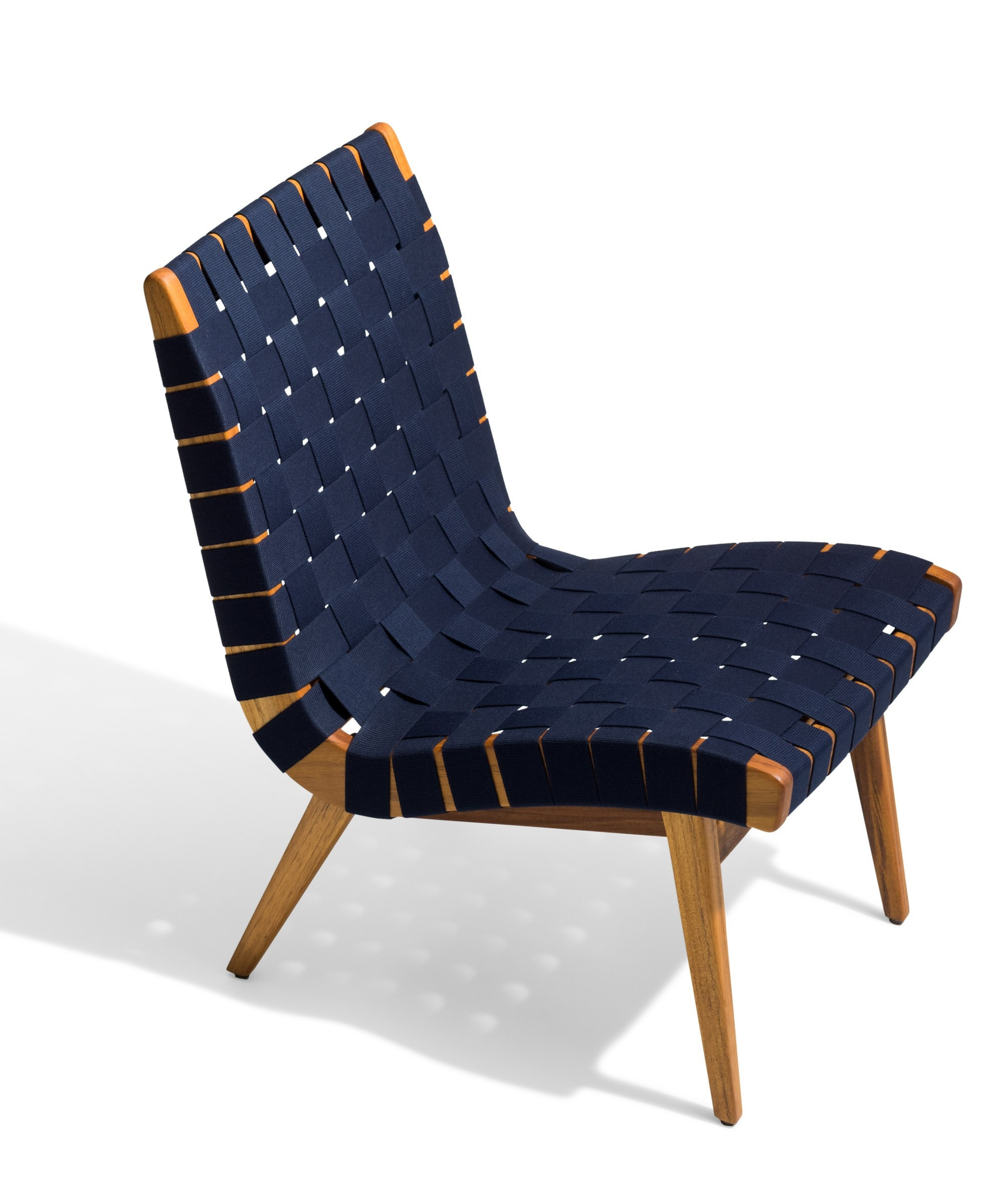 Knoll Jens Risom   Outdoor Lounge Chair
