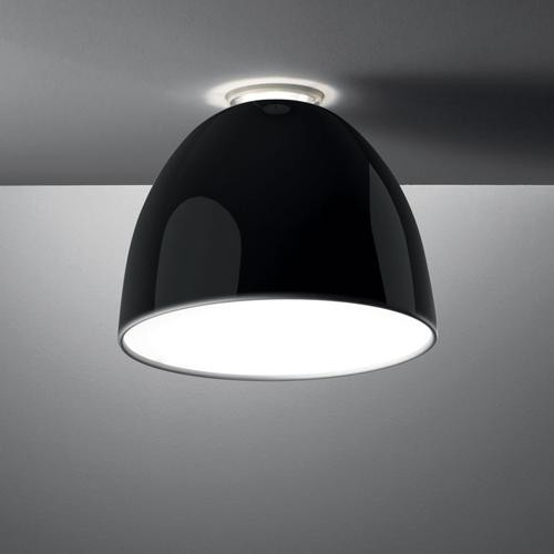 Artemide Nur Mini Gloss Ceiling Lamp