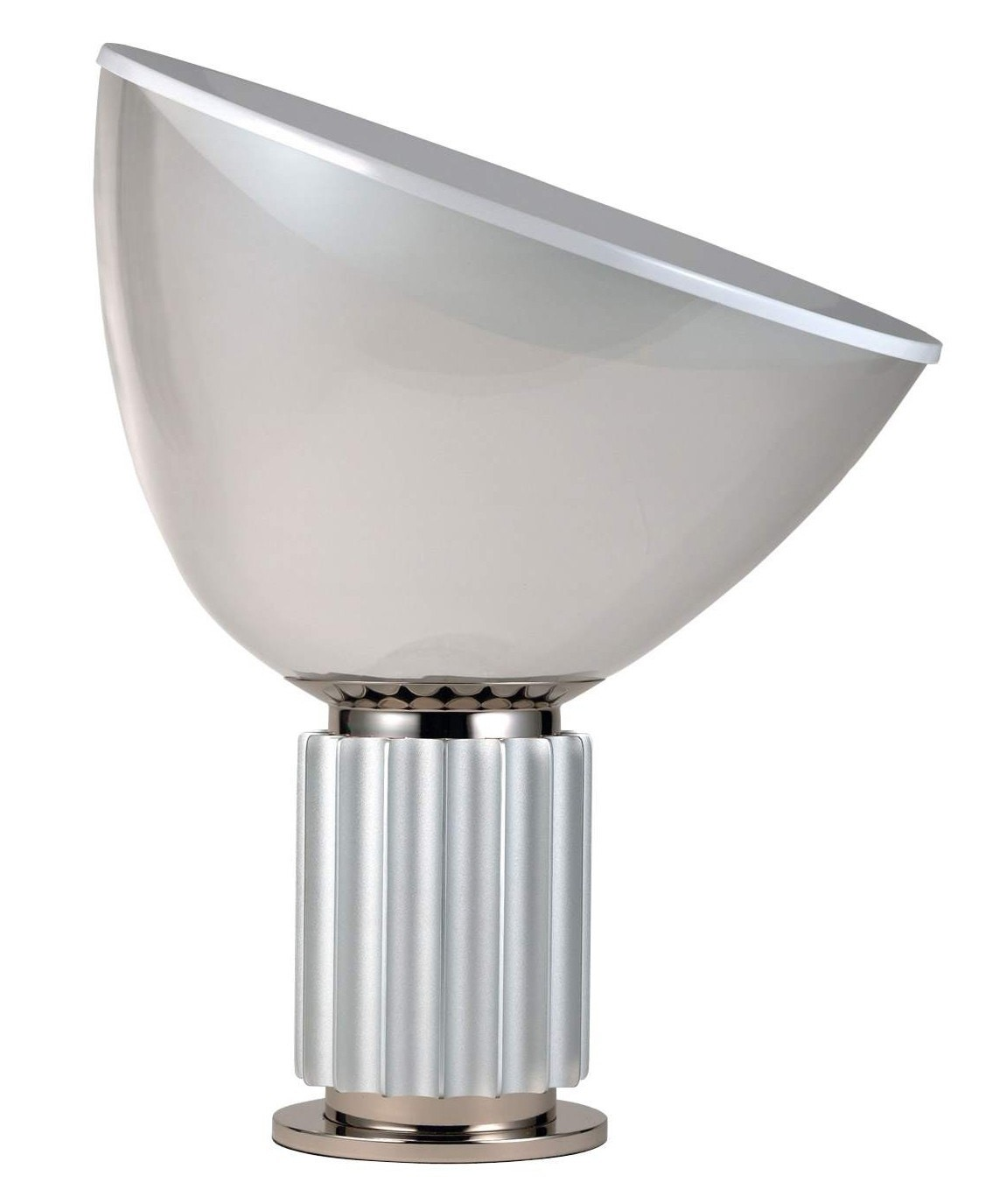 Flos Taccia Table Lamp with Methacrylate Diffuser