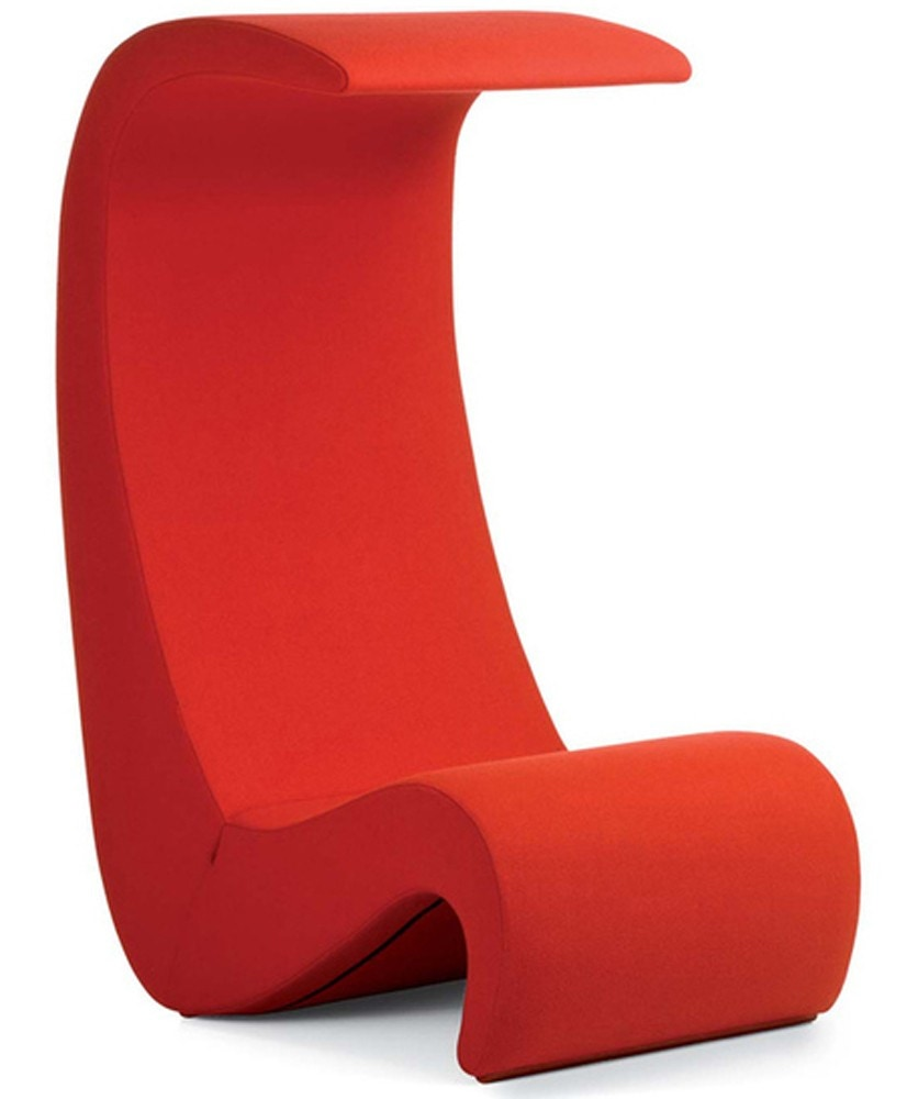 Vitra Amoebe Highback Chair