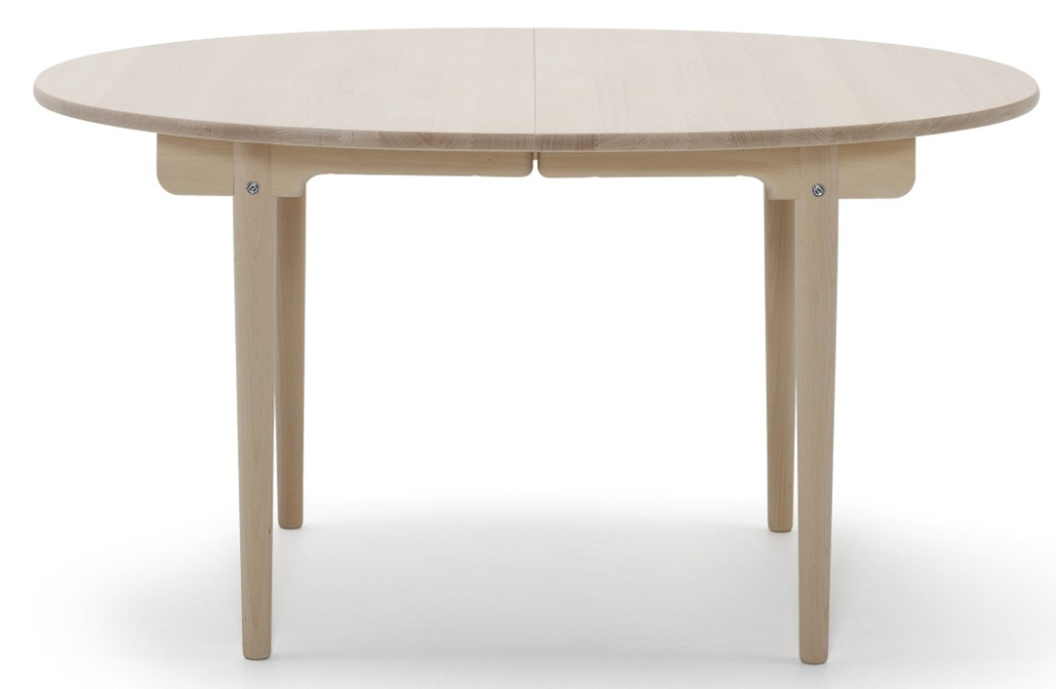 Carl Hansen & Son CH337 Dining Table in Oak (Expandable with 1 or 2 Leaves) (Promo)
