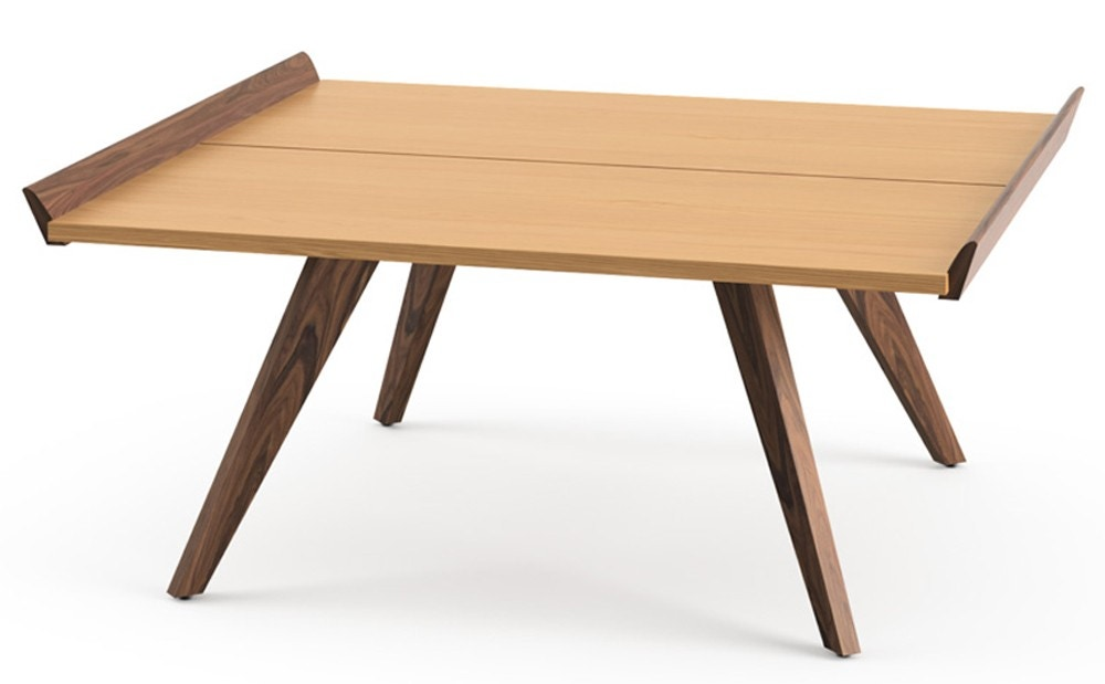 Knoll george nakashima splay leg table and tray modern planet 1 watchthetrailerfo