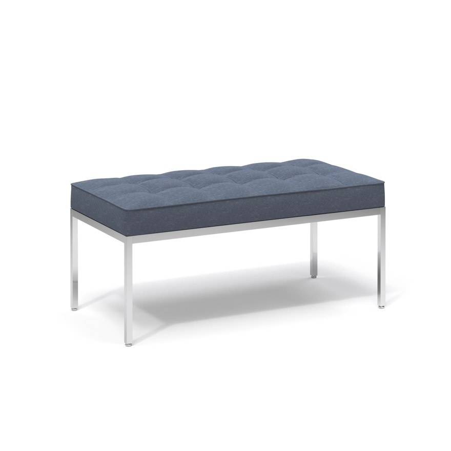 Knoll Florence - Relaxed Seat Bench