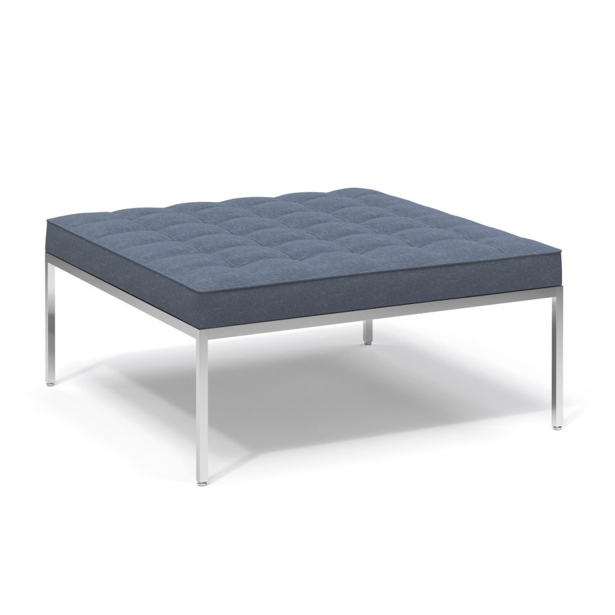 Knoll Florence - Relaxed Square Bench