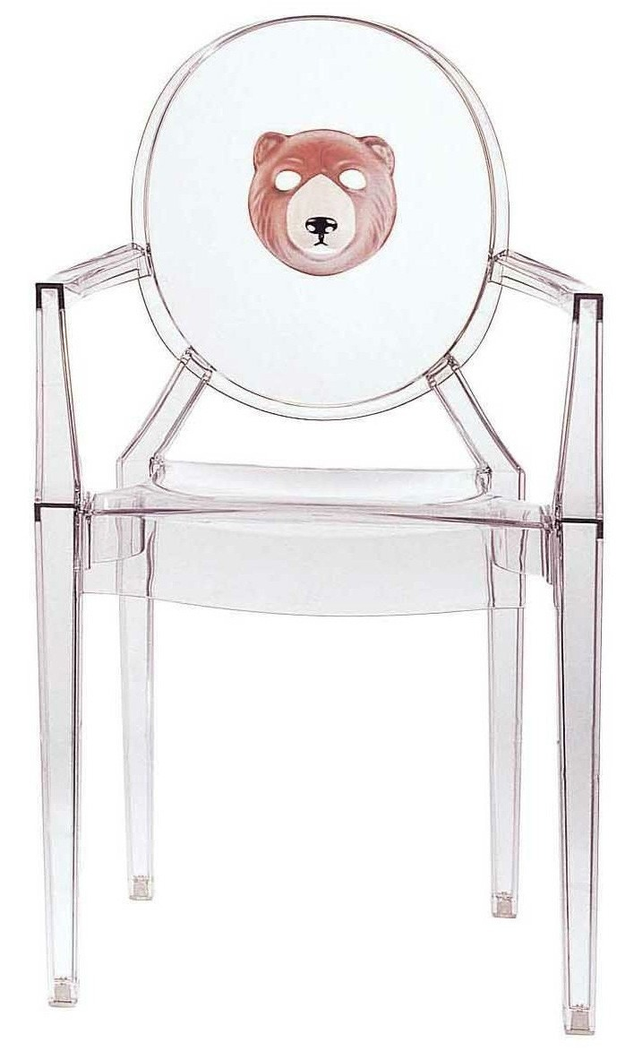 Kartell Louis Ghost Chair with Theme (Priced Each, Sold in Sets of 2 ...