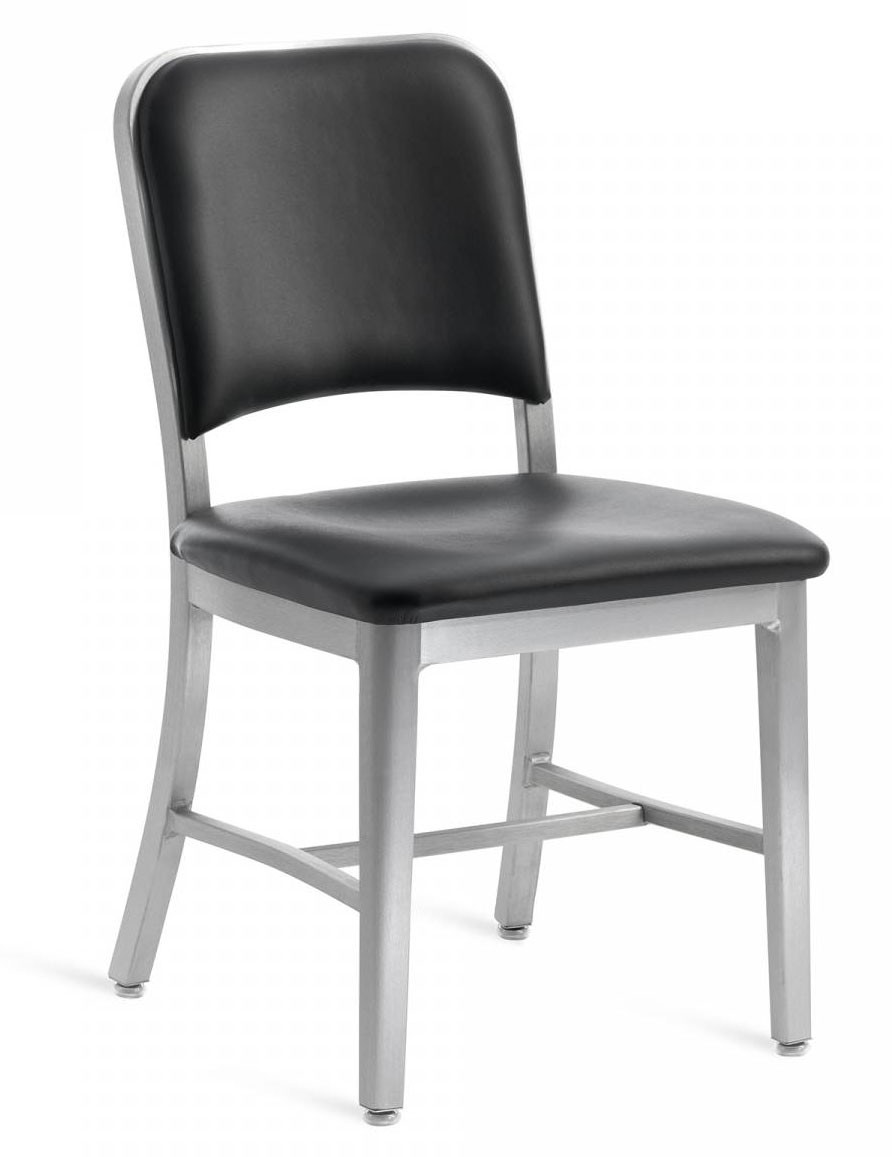 Emeco Navy™ Upholstered Chair