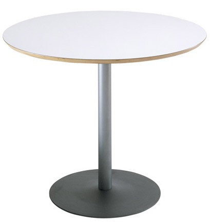 Knoll Piiroinen Arena Round Cafe Table