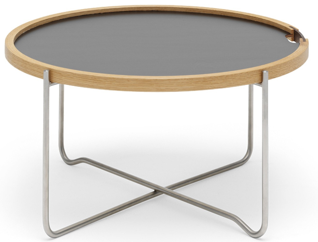 Carl Hansen & Son CH417 Tray Table (Quickship)