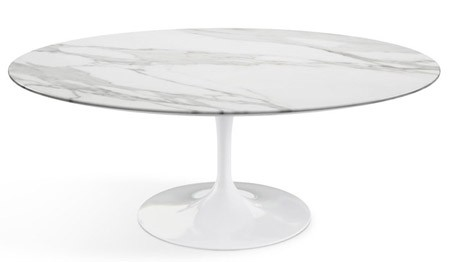 Knoll Saarinen Round Coffee Table Modern Planet