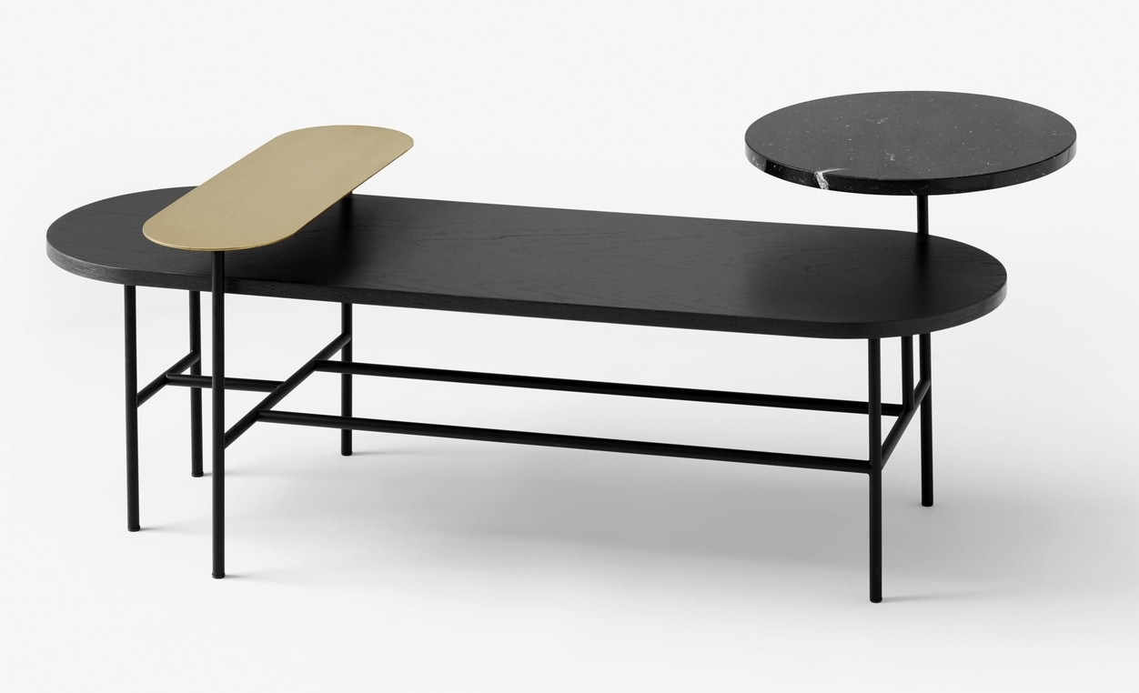 &tradition Palette JH7 Coffee Table