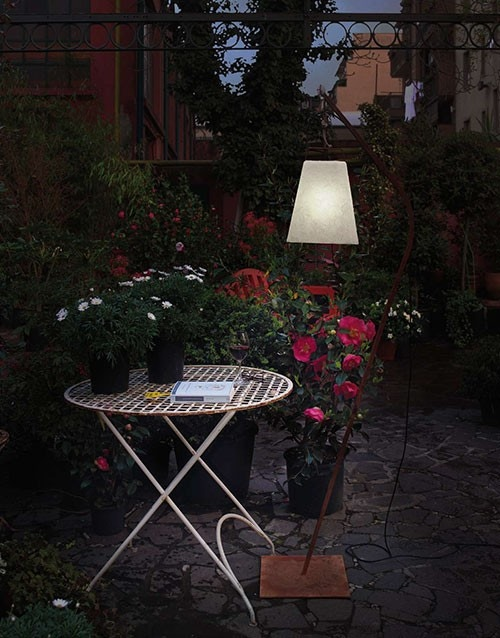 Antonangeli Nottambula F1 Outdoor Floor Lamp