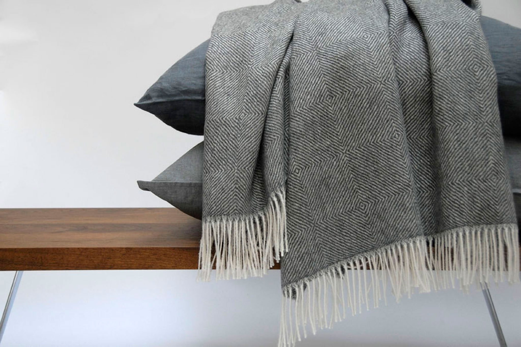 Area Colin Charcoal Throw