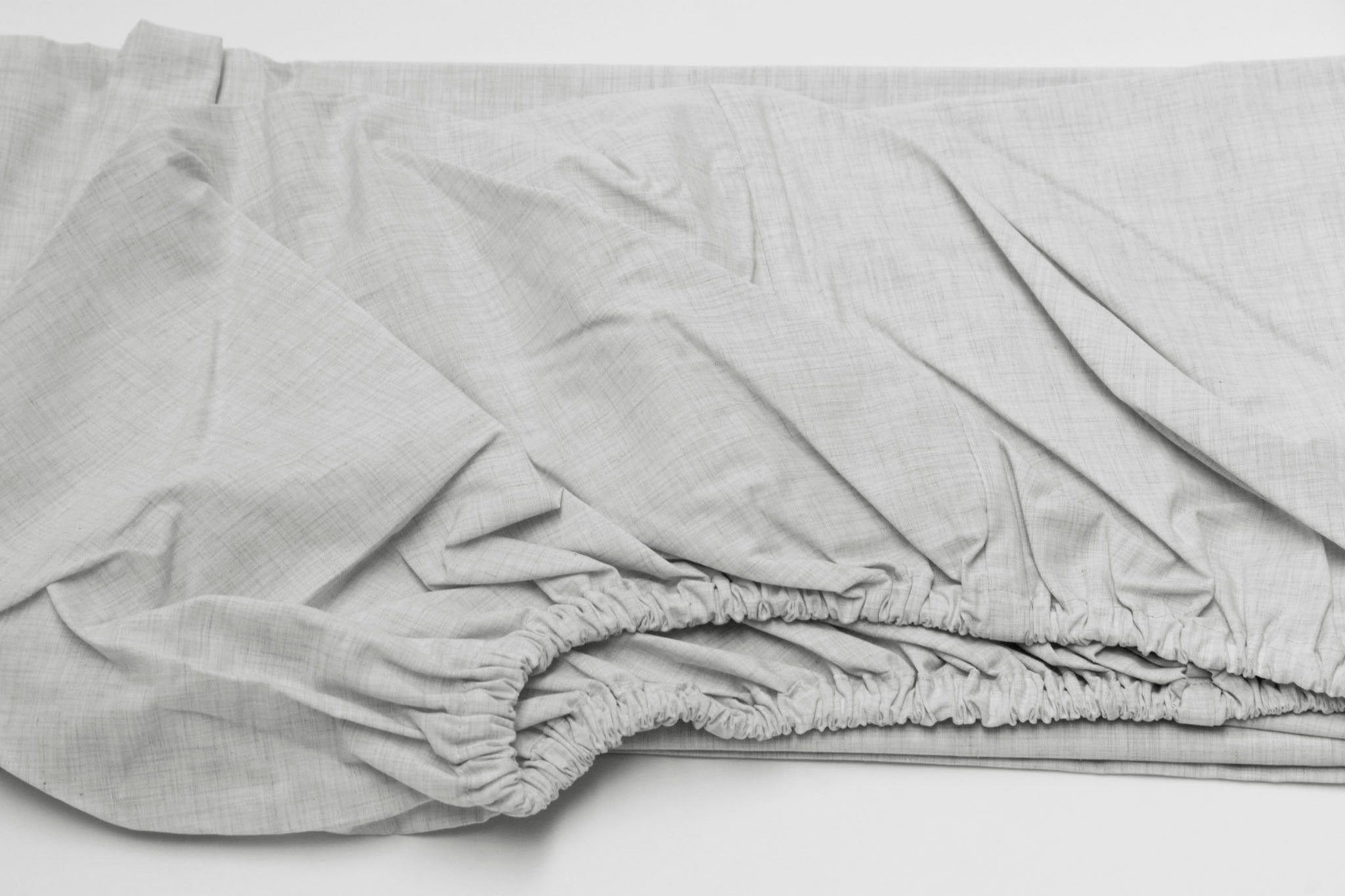 Area Heather Fitted Sheet