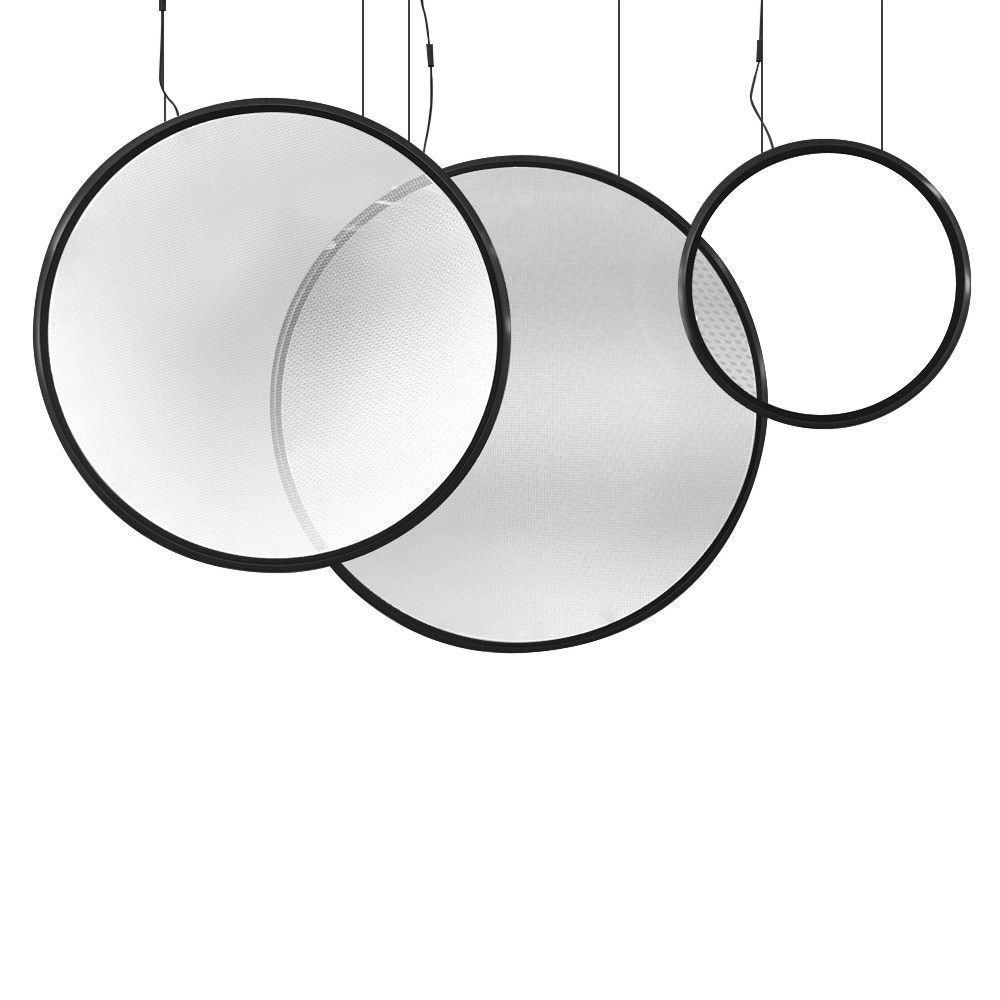 Artemide Discovery Vertical Suspension Lamp