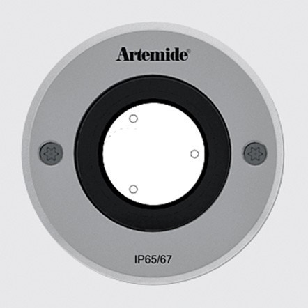 Artemide Ego 90 Downlight Round Recessed Ceiling Lamp