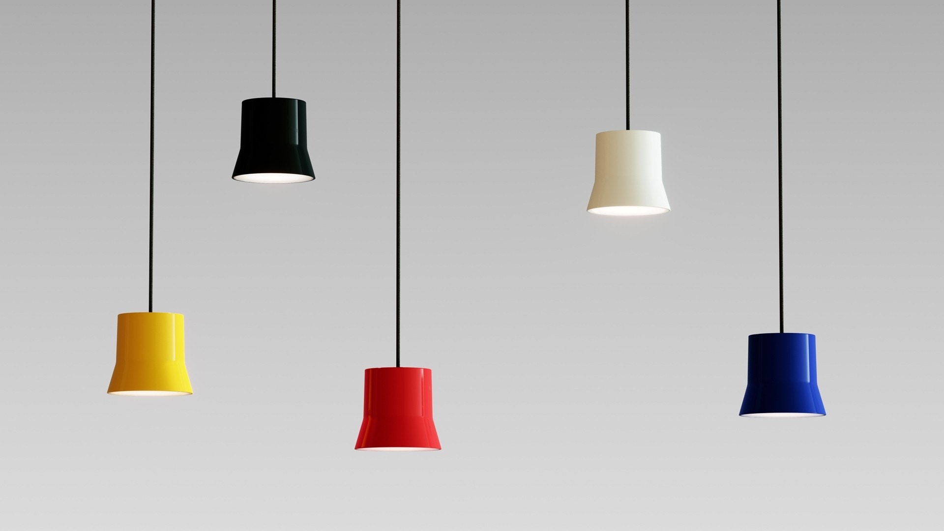 Artemide Gio Light Suspension Lamp (o)
