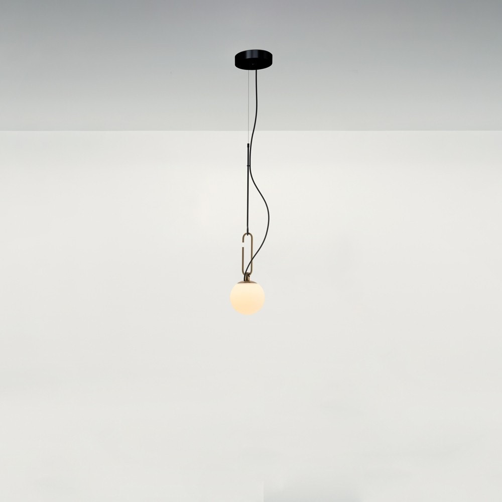 Artemide NH 14 Suspension Lamp