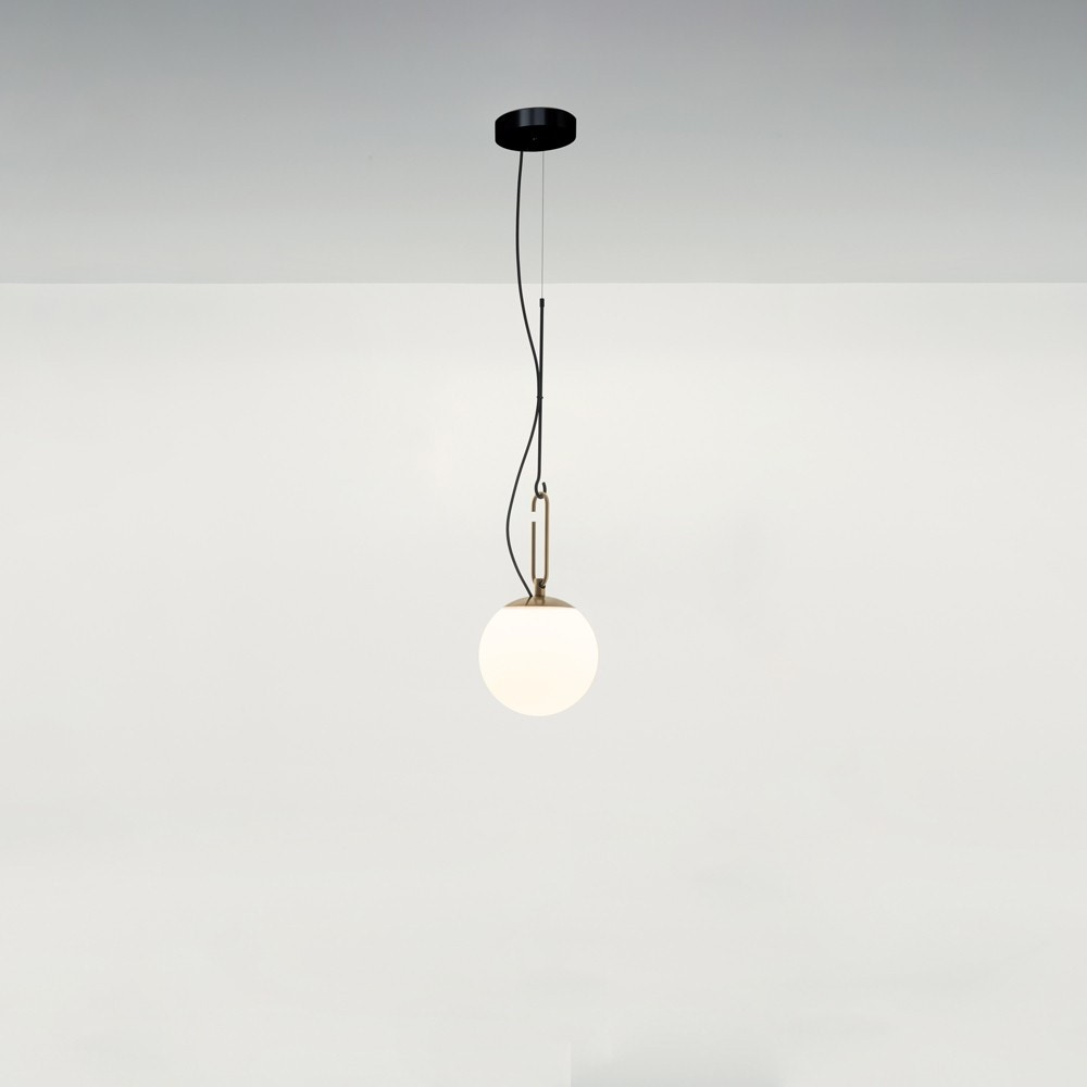 Artemide NH 22 Suspension Lamp