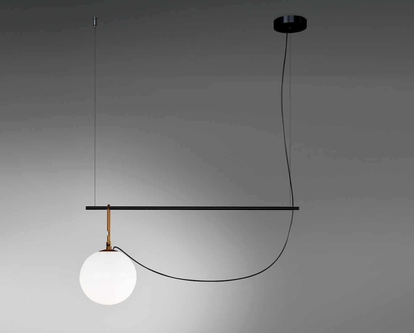 Artemide Nh S1 Suspension Lamp